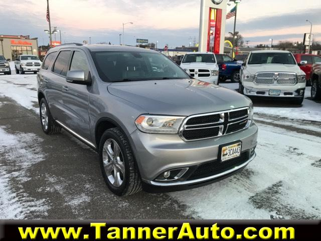 Pre-Owned 2014 Dodge Durango AWD 4dr Limited