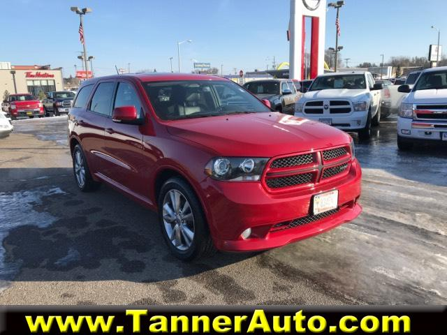 Pre-Owned 2012 Dodge Durango AWD 4dr R/T