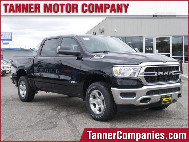 New 2019 RAM All-New 1500 Tradesman 4x4 Crew Cab 5'7 Box