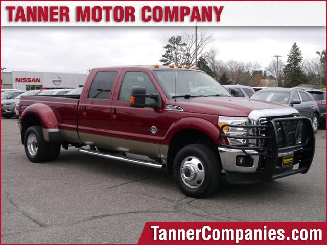 Pre-Owned 2014 Ford Super Duty F-350 DRW Lariat