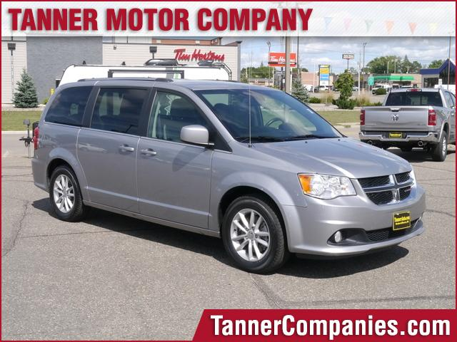 Pre Owned 2019 Dodge Grand Caravan Sxt Van Minivan In Brainerd 205047 Tanner Motors