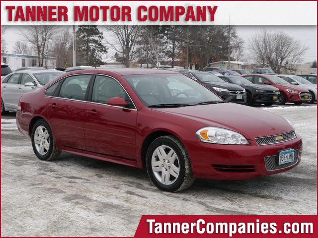 Pre-Owned 2013 Chevrolet Impala LT