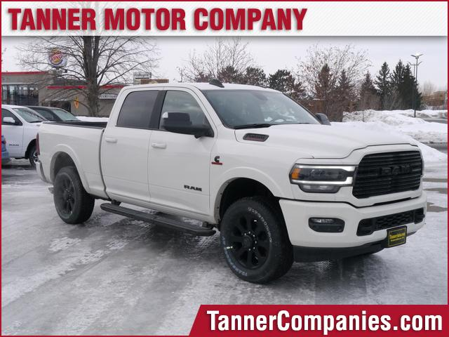 New 2020 RAM 3500 Laramie 4x4 Crew Cab 6'4 Box