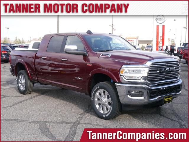 New 2019 RAM 2500 Laramie 4x4 Mega Cab 6'4 Box