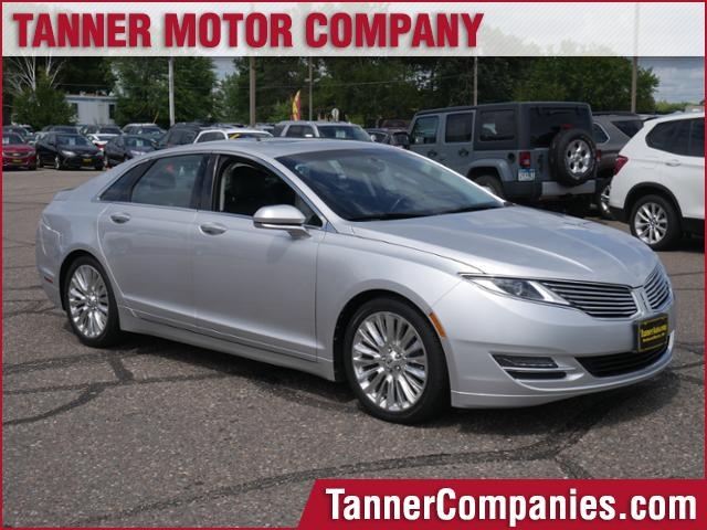 Pre-Owned 2013 Lincoln MKZ