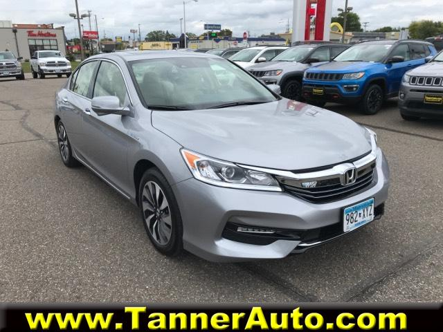 Pre Owned 2017 Honda Accord Hybrid Ex L Sedan