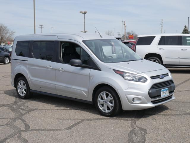 e76419cabf Pre-Owned 2014 Ford Transit Connect Wagon XLT Full-size Passenger Van in  Brainerd  N380466