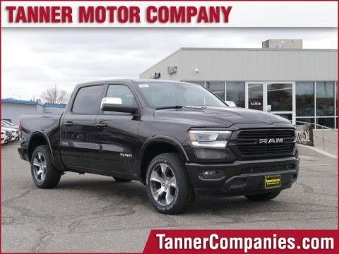 New 2019 RAM All-New 1500 Laramie 4x4 Crew Cab 5'7 Box
