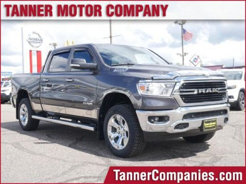 New 2019 RAM All-New 1500 Big Horn/Lone Star 4x4 Crew Cab 6'4