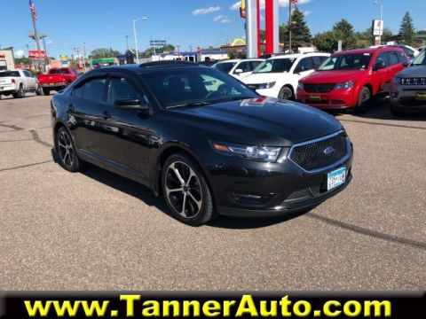 Pre-Owned 2015 Ford Taurus 4dr Sdn SHO AWD