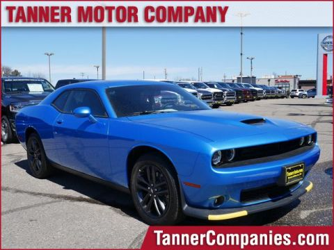 New 2019 DODGE Challenger GT AWD