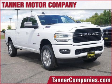 New 2019 RAM 3500 Big Horn 4x4 Mega Cab 6'4 Box