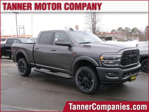 New 2020 RAM 2500 Laramie 4x4 Crew Cab 6'4 Box